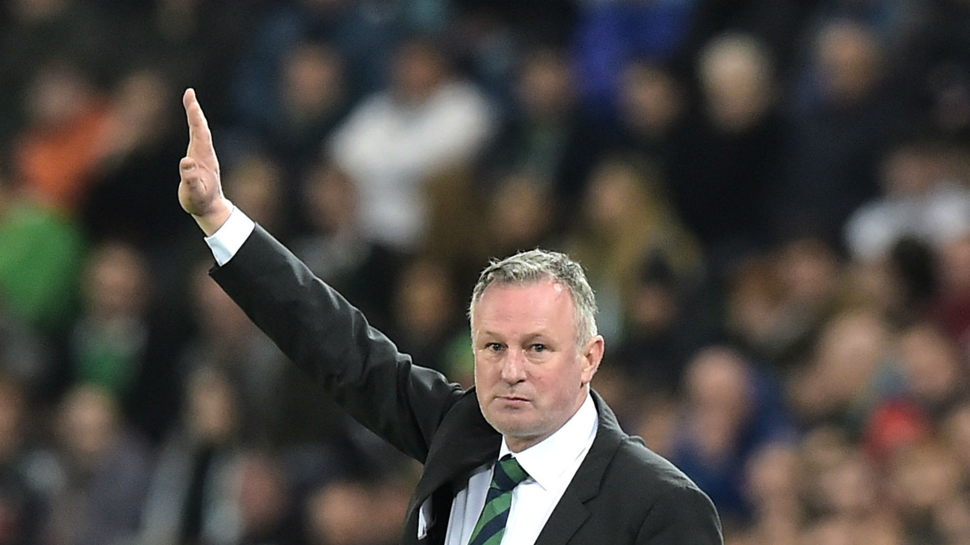 O'Neill wants more goal threat from Northern Ireland