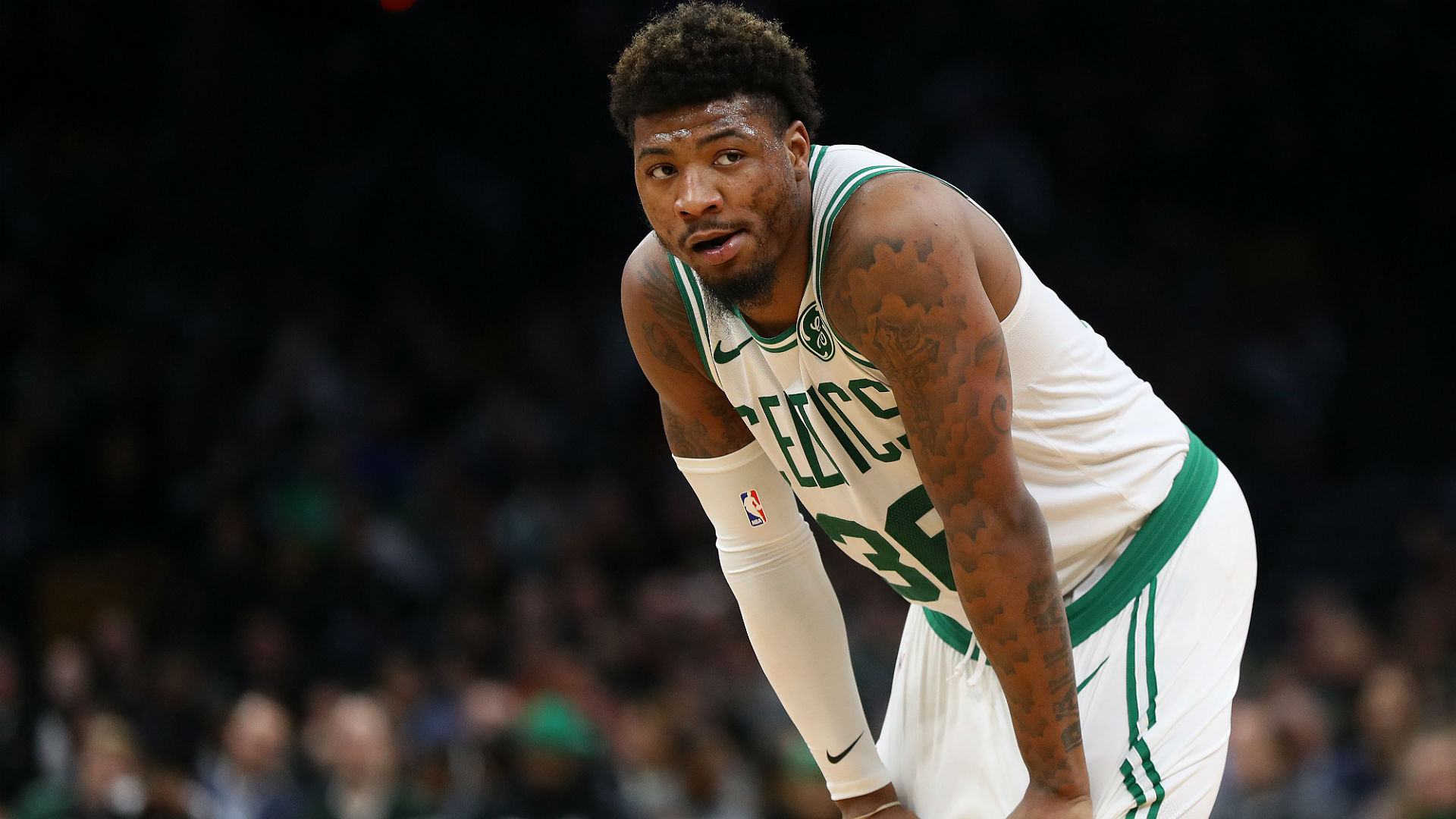 Celtics' Smart fined $50k after shoving 76ers star Embiid