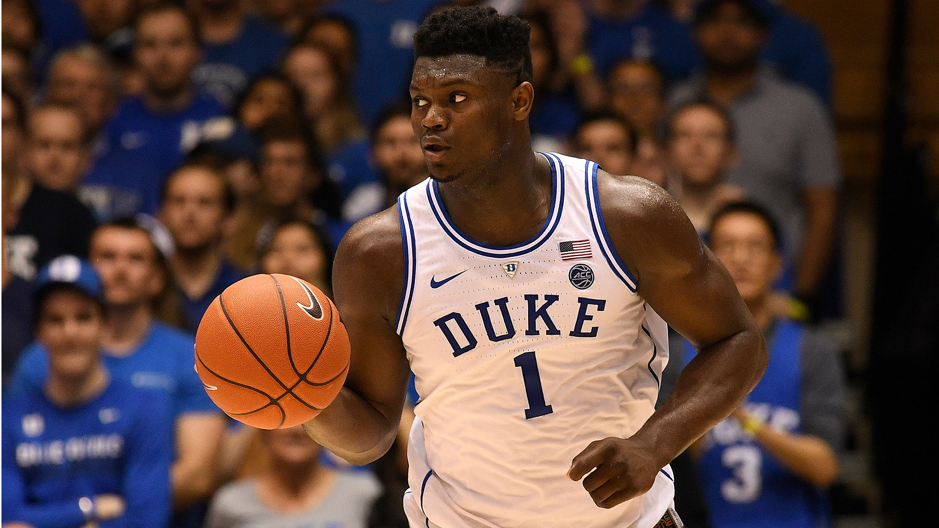 'Focus on the game' – Bryant to Duke star Zion