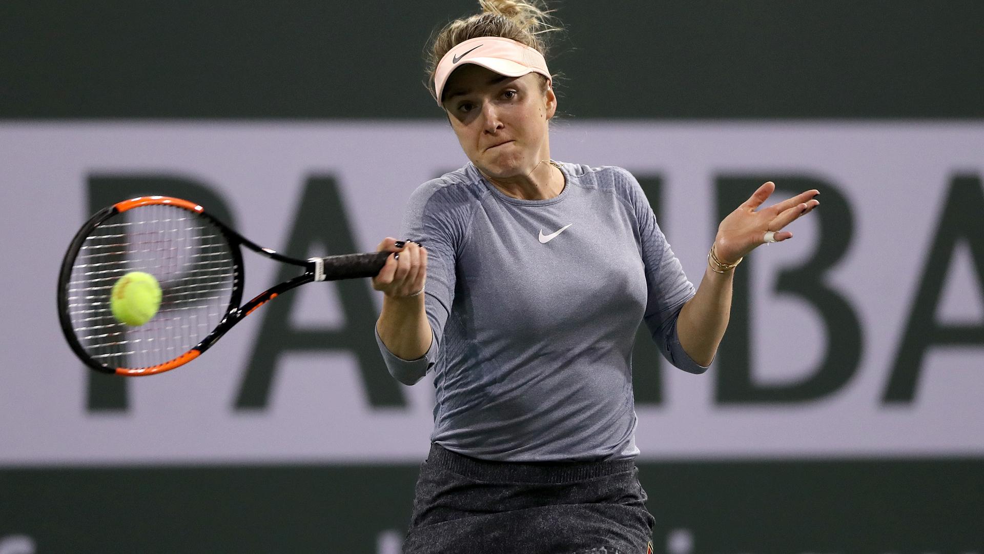 Svitolina, Muguruza exit Miami Open