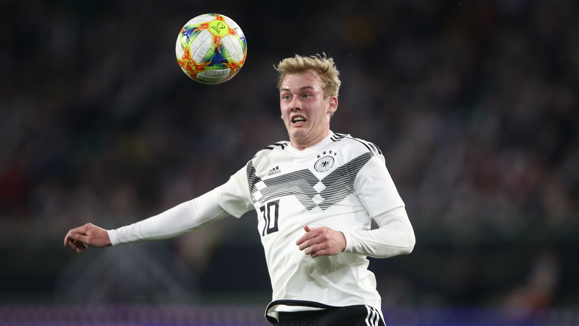 Brandt confident Germany can return to the top