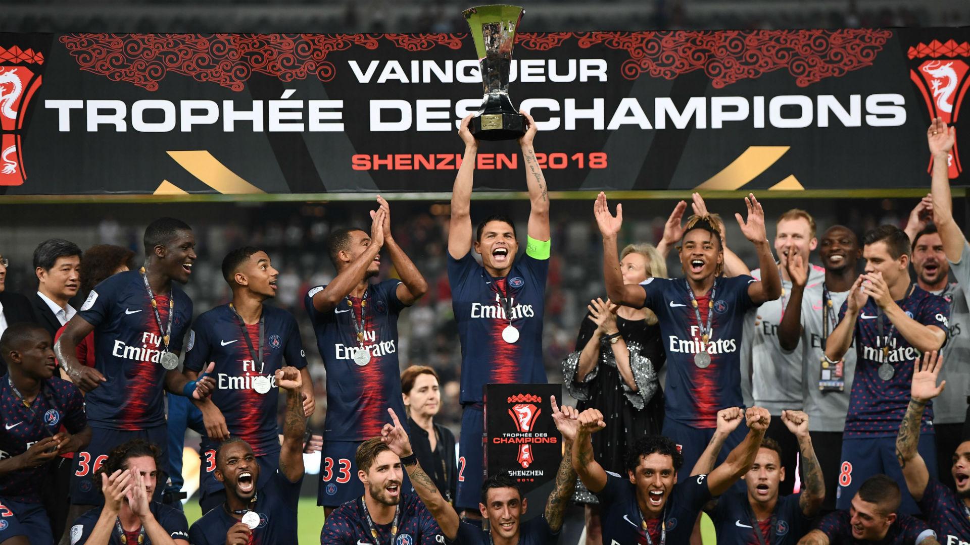 PSG dub themselves 'champion' of Instagram