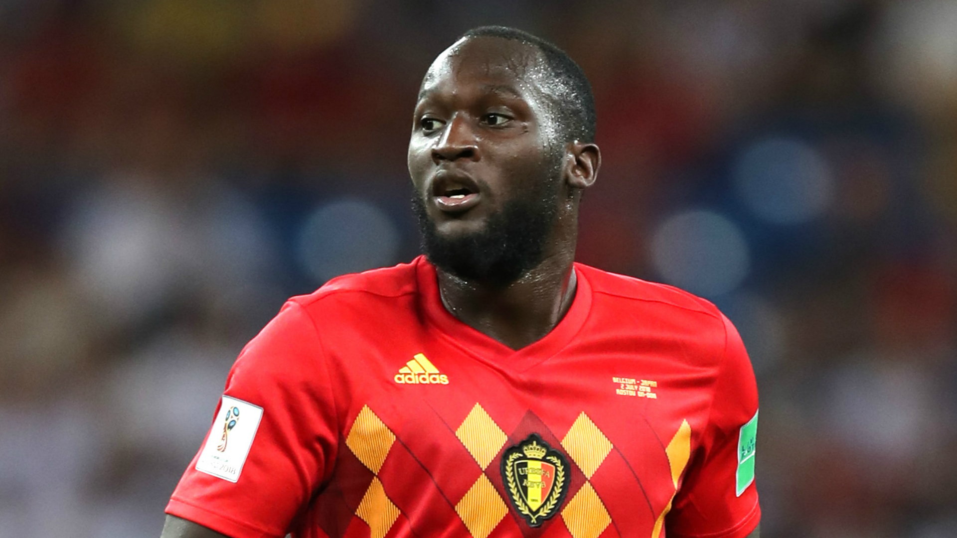 Lukaku ruled out of Belgium's trip to Cyprus