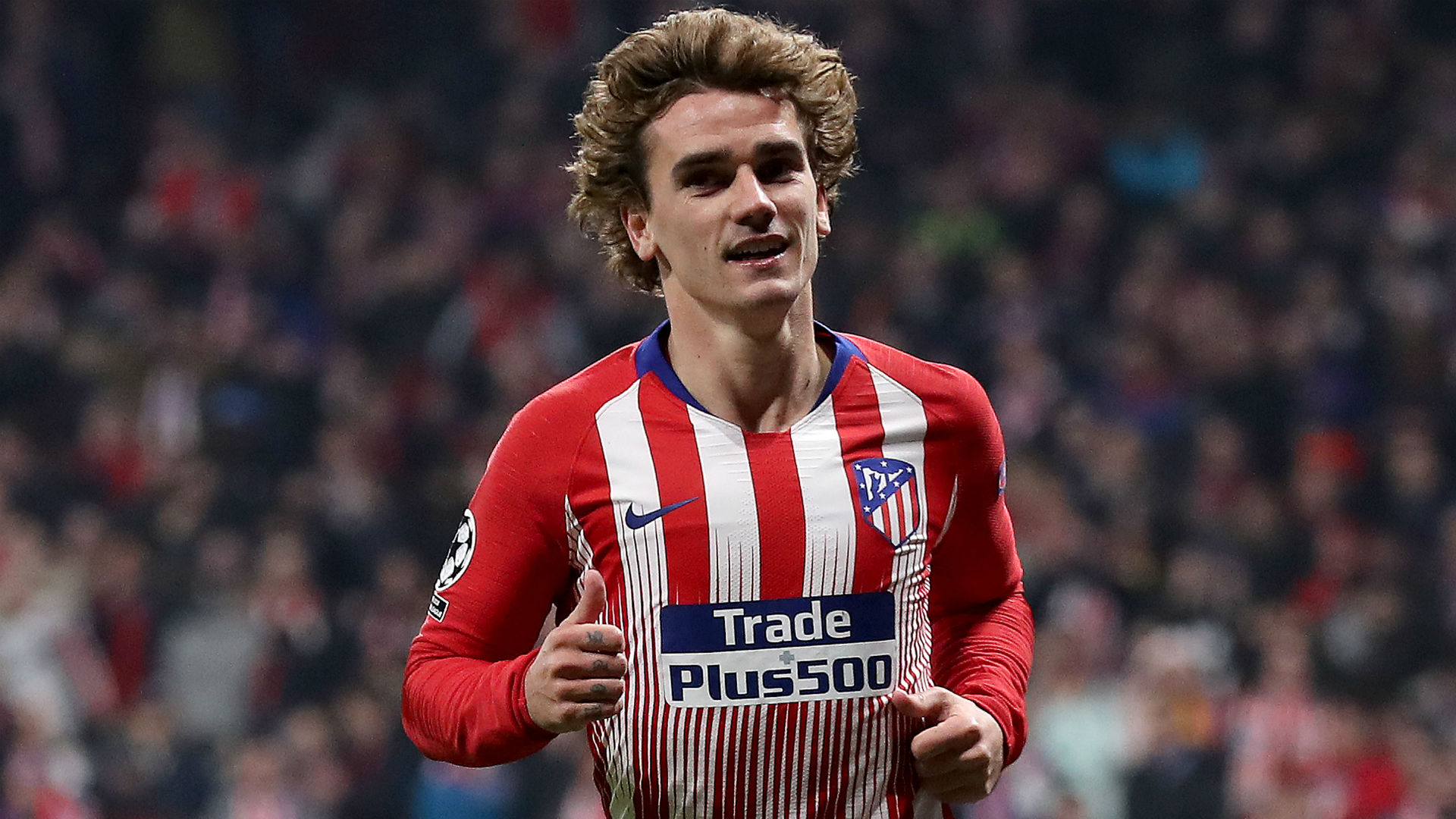 He's happy in Madrid – Umtiti not expecting Griezmann reunion at Barcelona