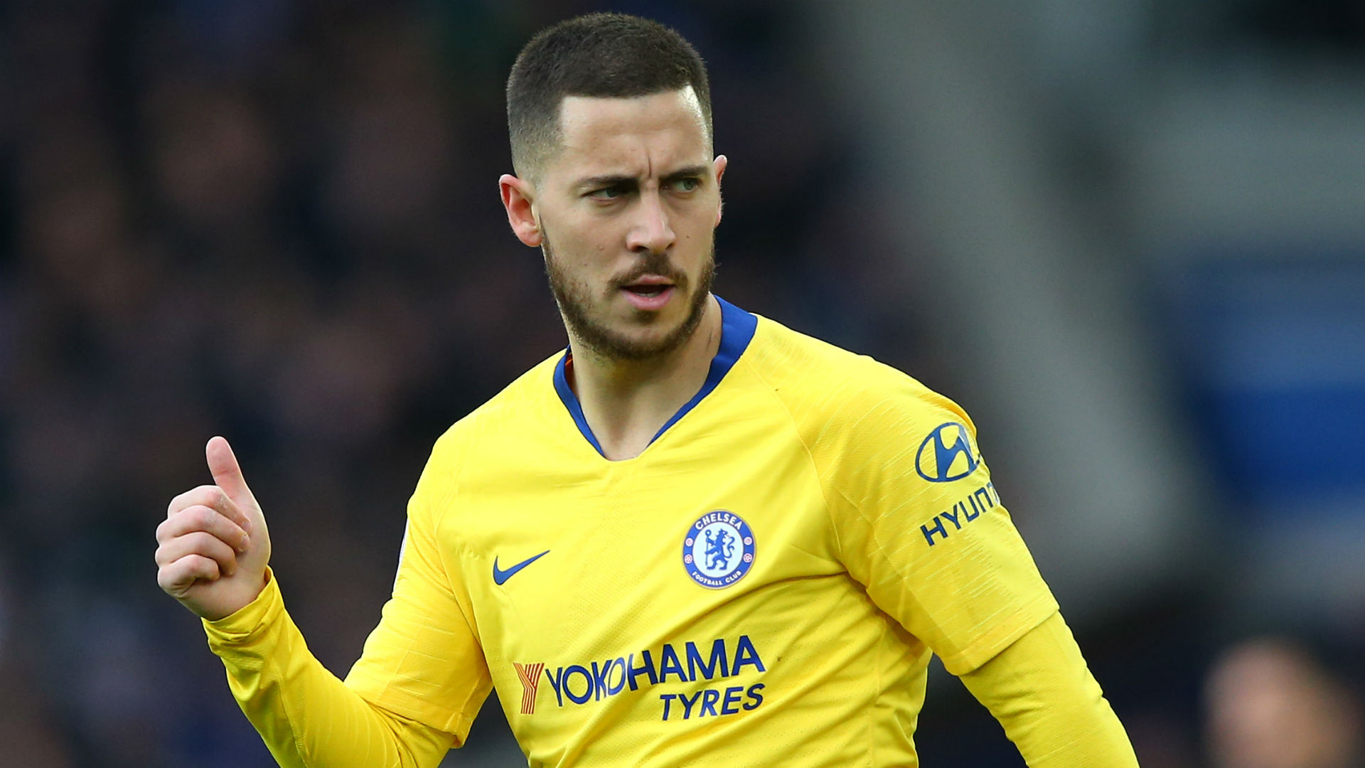 There is still nothing – Hazard dismisses reports of Real Madrid agreement