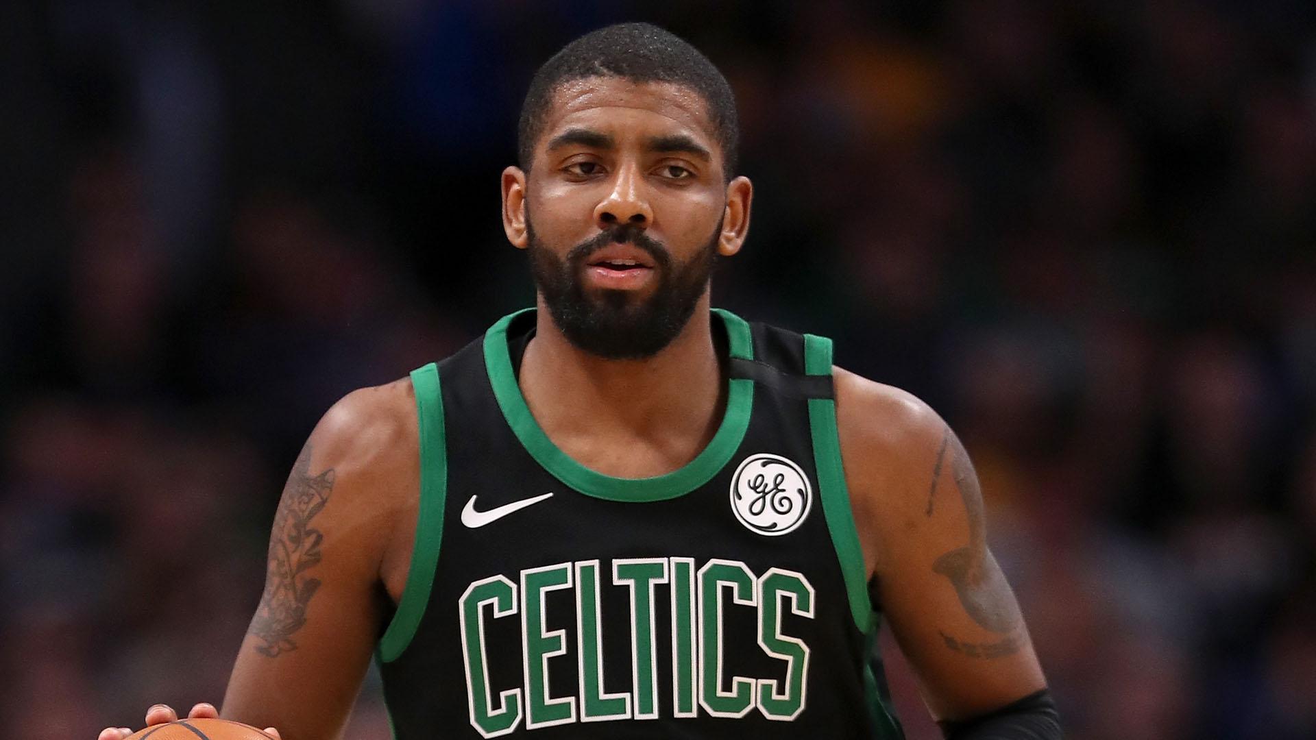 Irving joins Celtics greats in record book, then questions team's strategy
