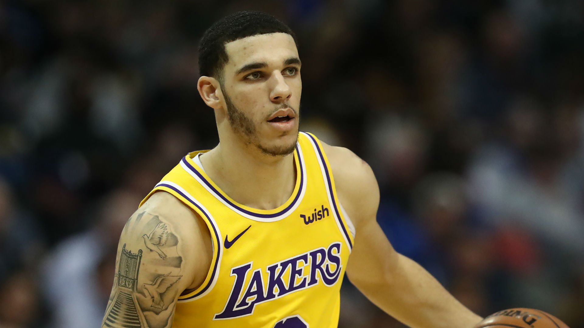 Lakers G Lonzo Ball leaves Big Baller Brand, hints at Nike deal