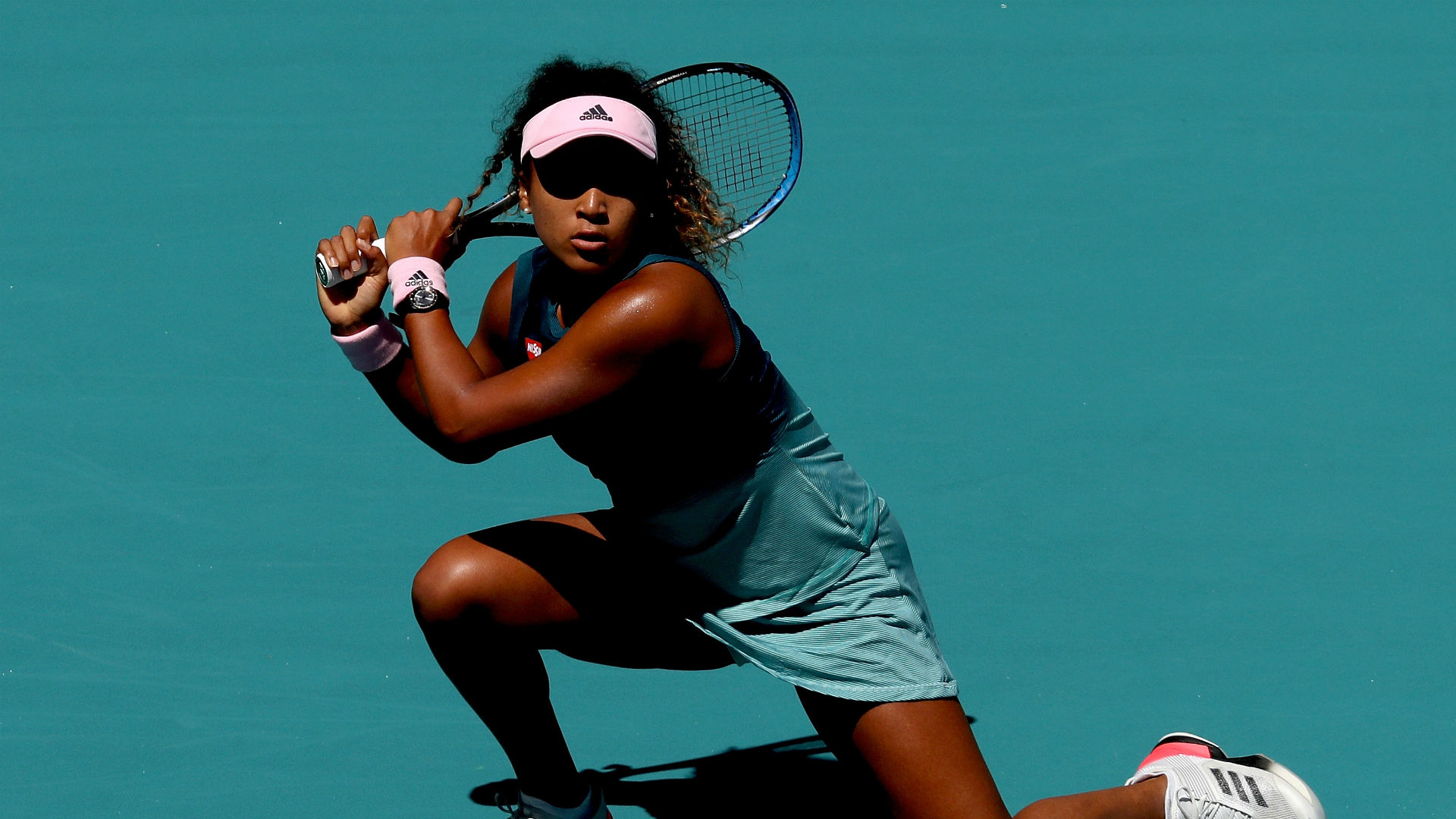Top seed Osaka dumped out of Miami Open by Hsieh