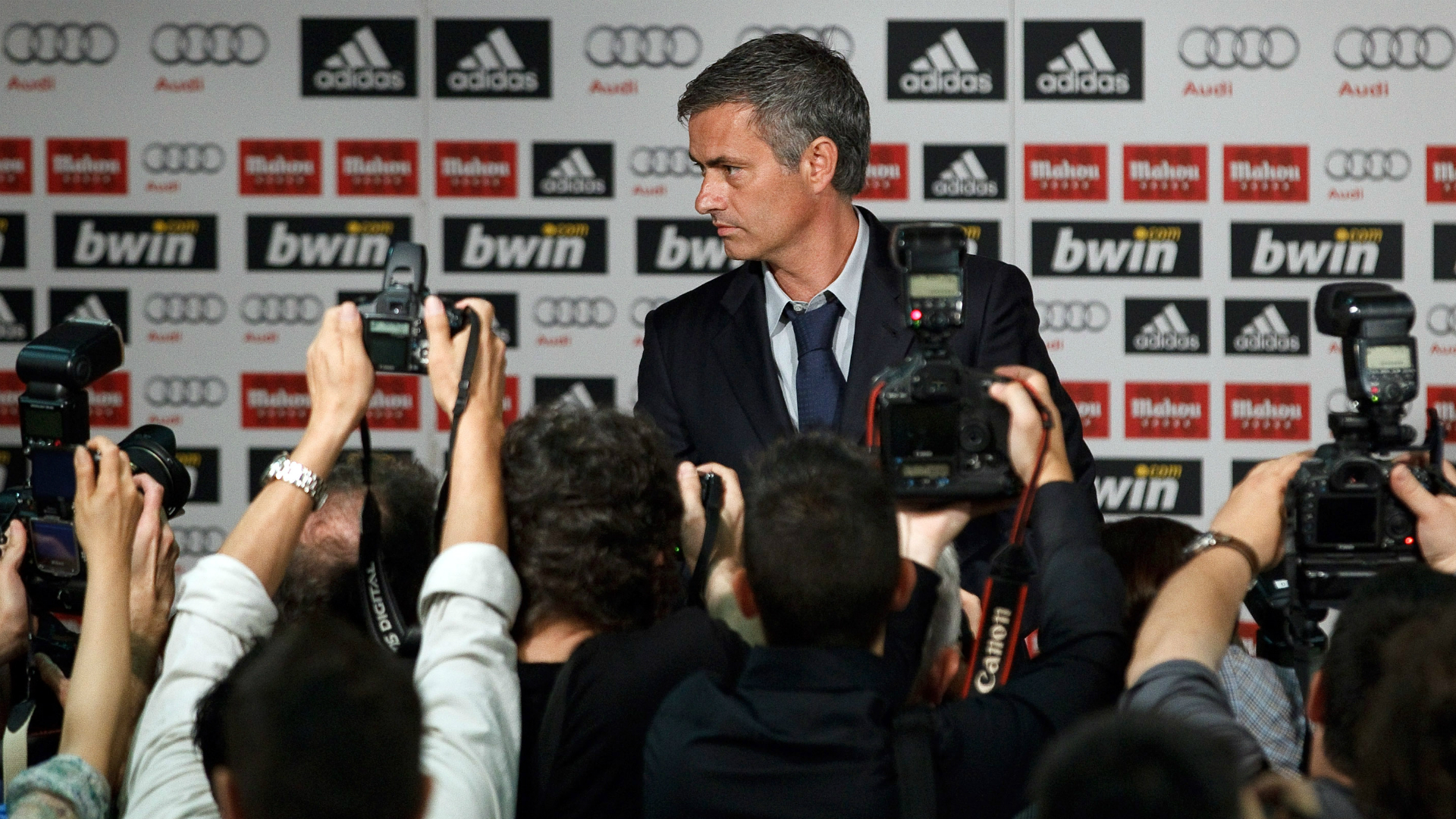 Mourinho: Zidane the right man for Real Madrid