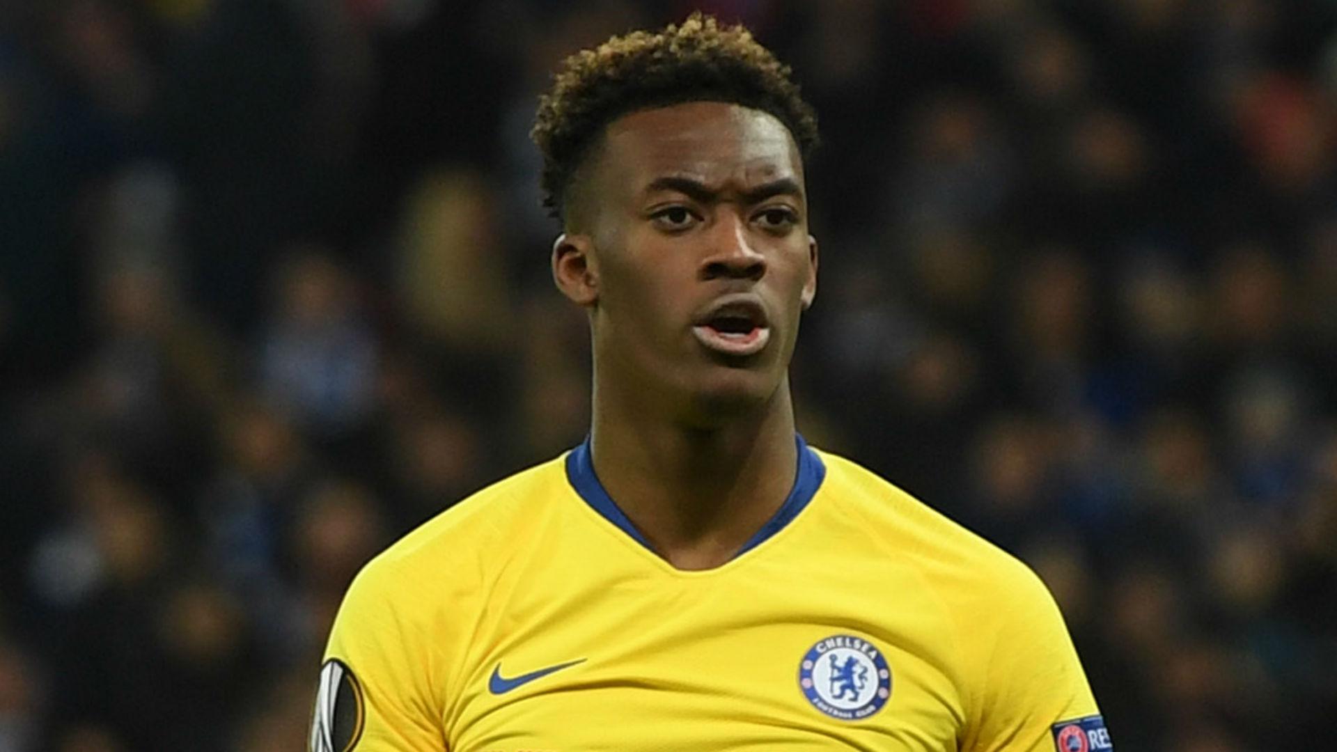 UEFA to investigate Dynamo Kiev over alleged racist abuse of Hudson-Odoi
