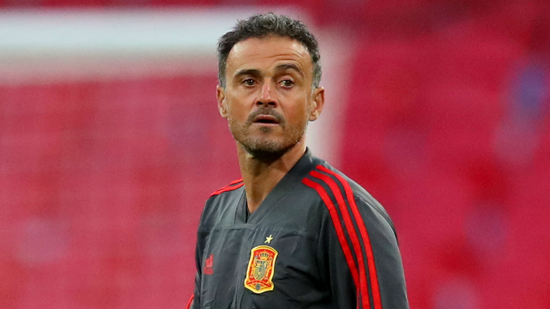 Luis Enrique to miss Spain game 'for family reasons'