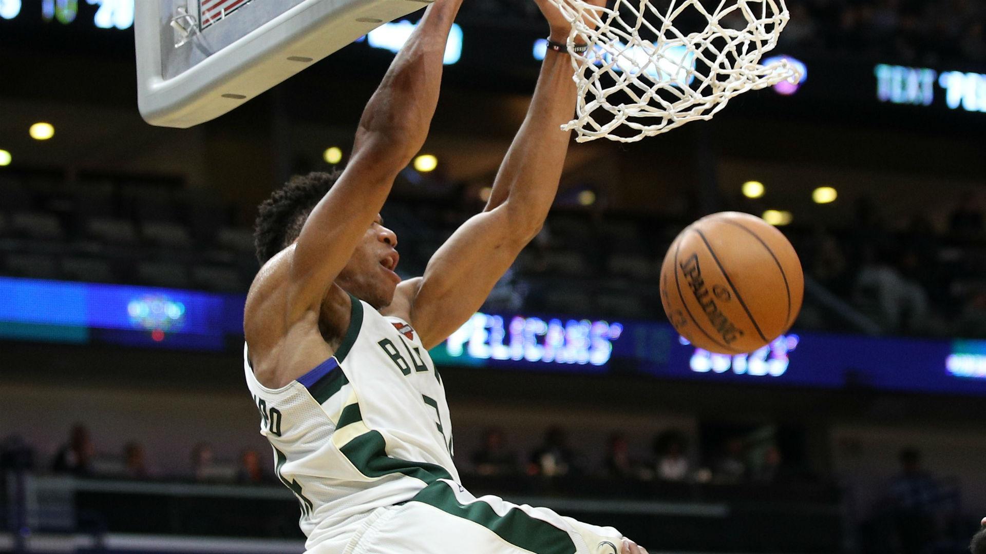 Bucks down Rockets, Clippers clinch playoff spot