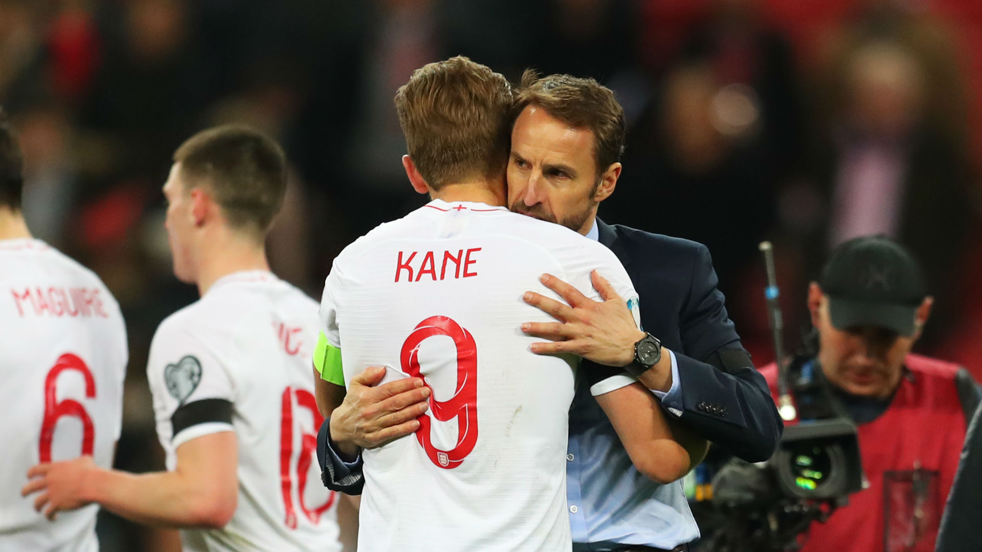 Kane proud to captain England's youngsters