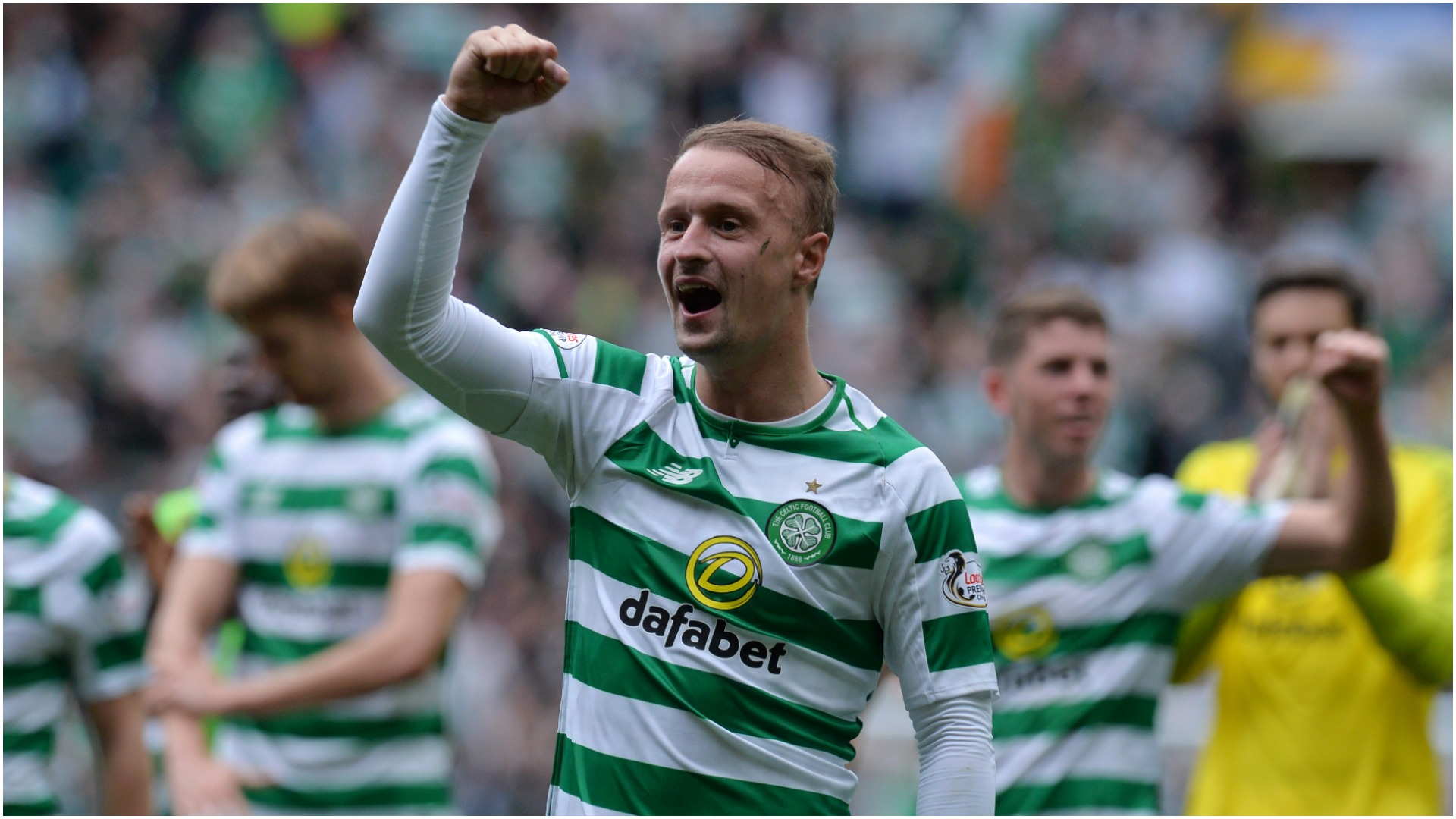 Griffiths to make phased return to Celtic training