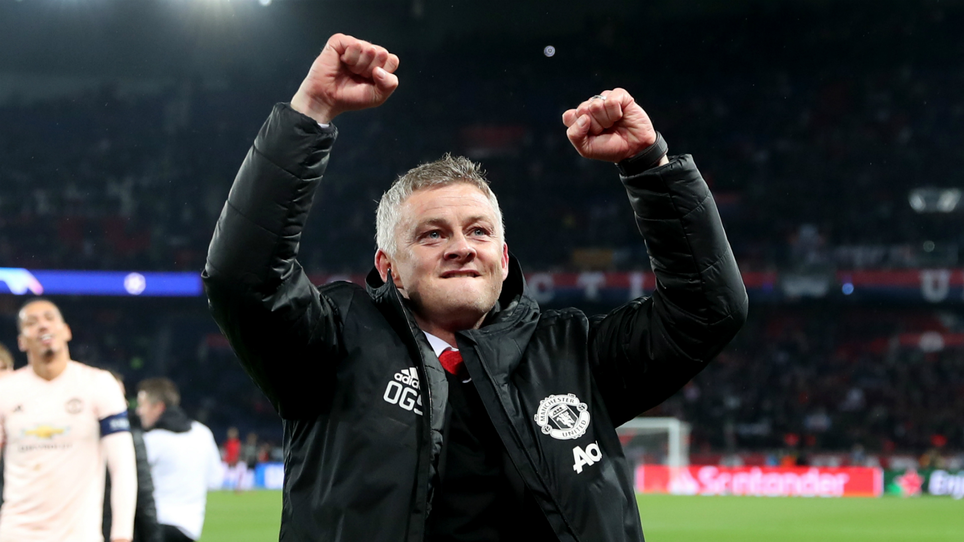 Solskjaer 'beyond excited' to be given Manchester United job