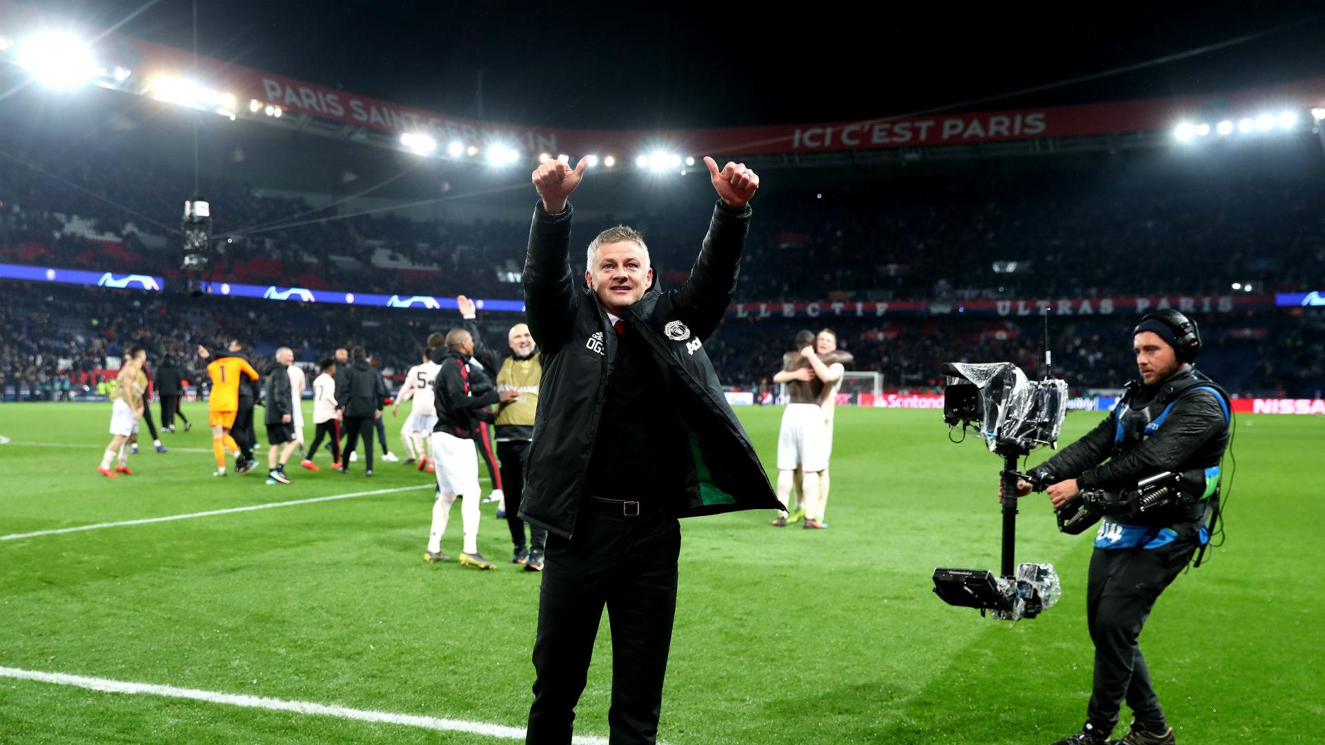 Solskjaer targets Premier League title for Manchester United