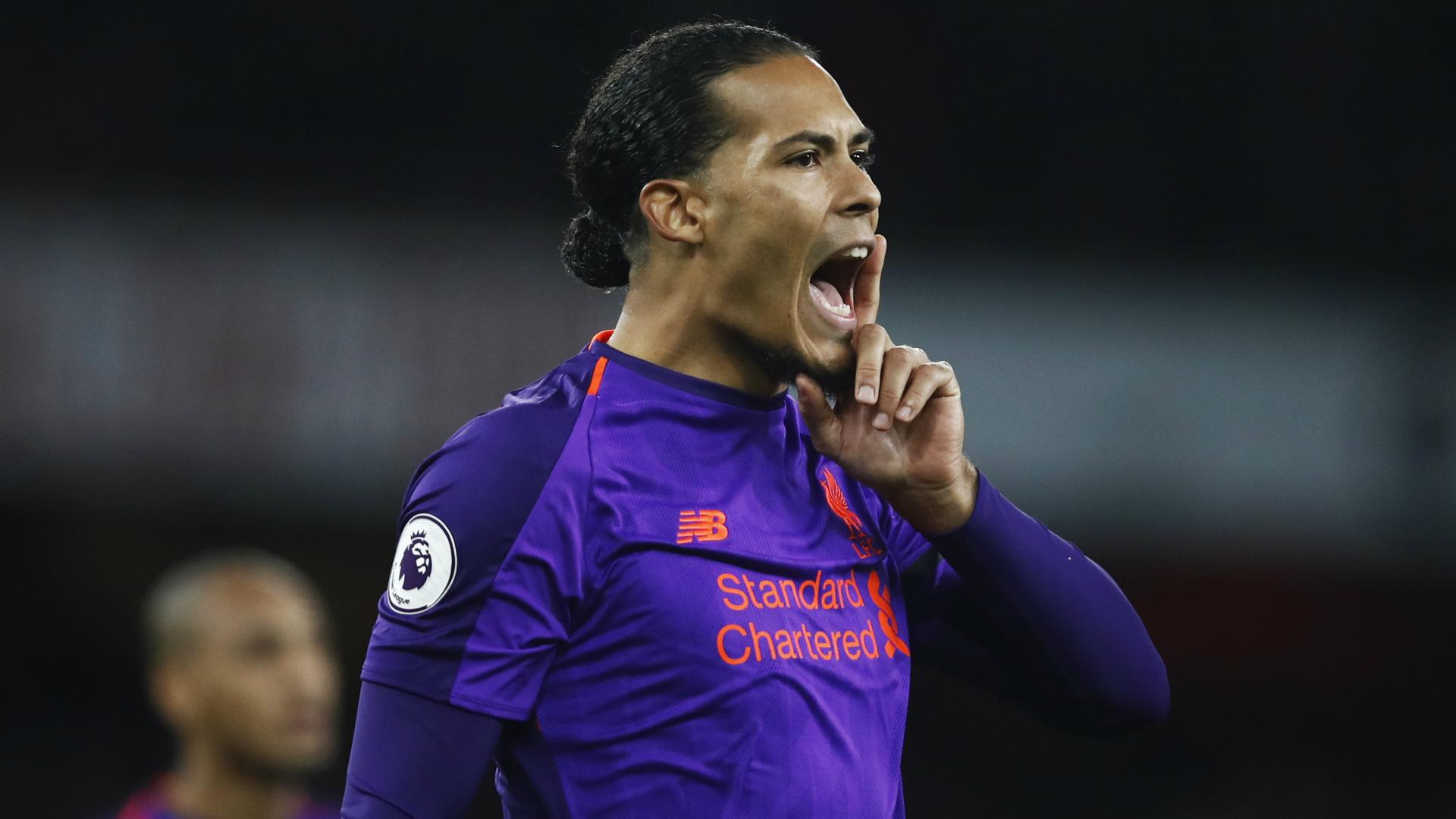 Manchester United need a Virgil van Dijk - Robson