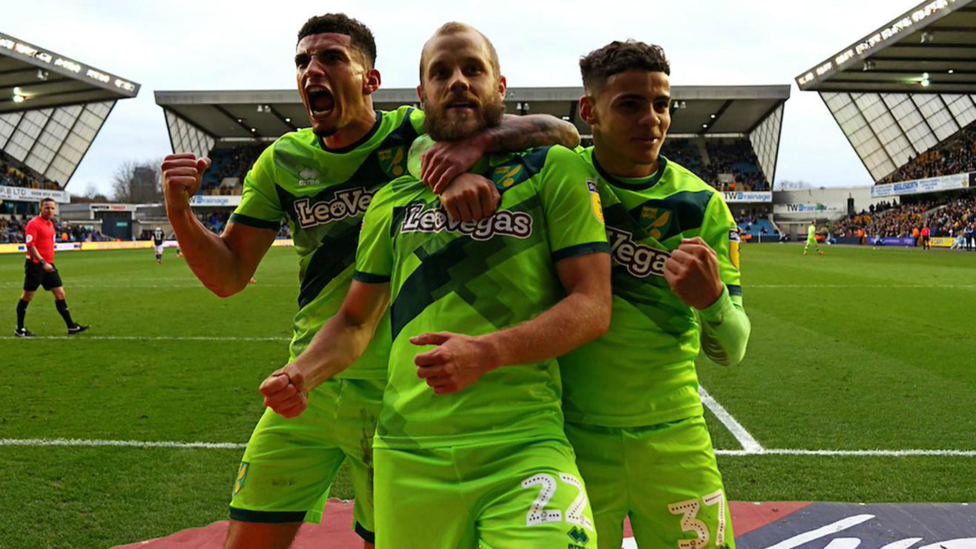 Championship Review: Norwich back on top as Aston Villa thrash Derby