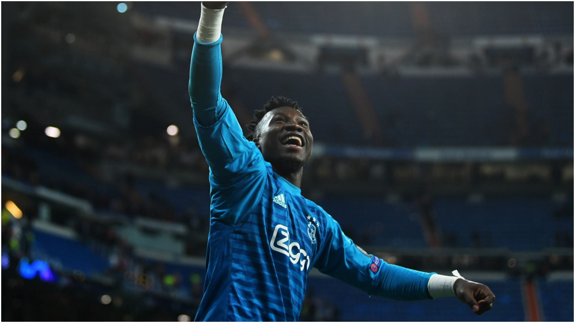 Ten Hag delighted with Onana renewal ahead of PSV clash