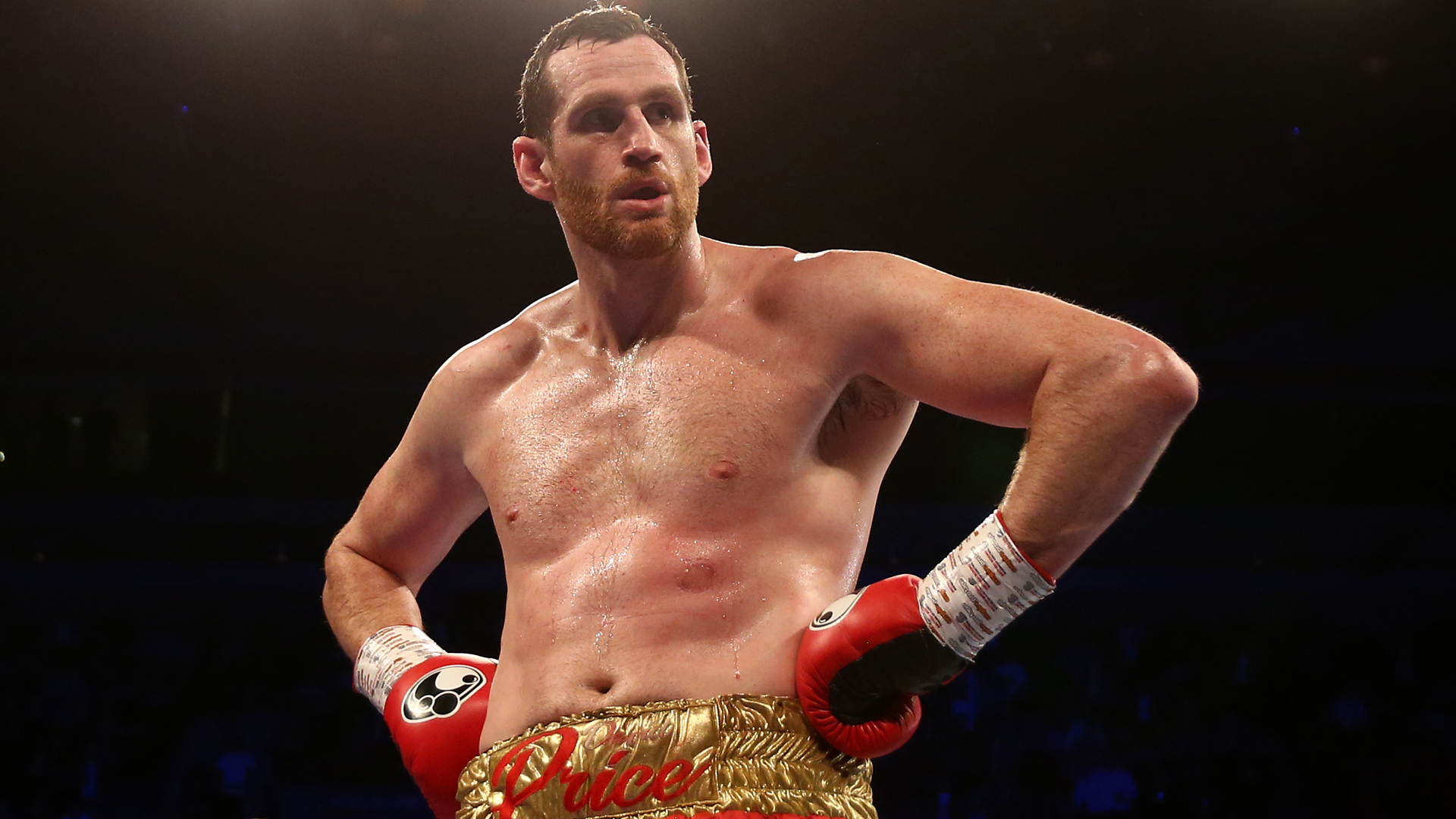 He was looking for a way out – Price slams Ali over bite | BOXING