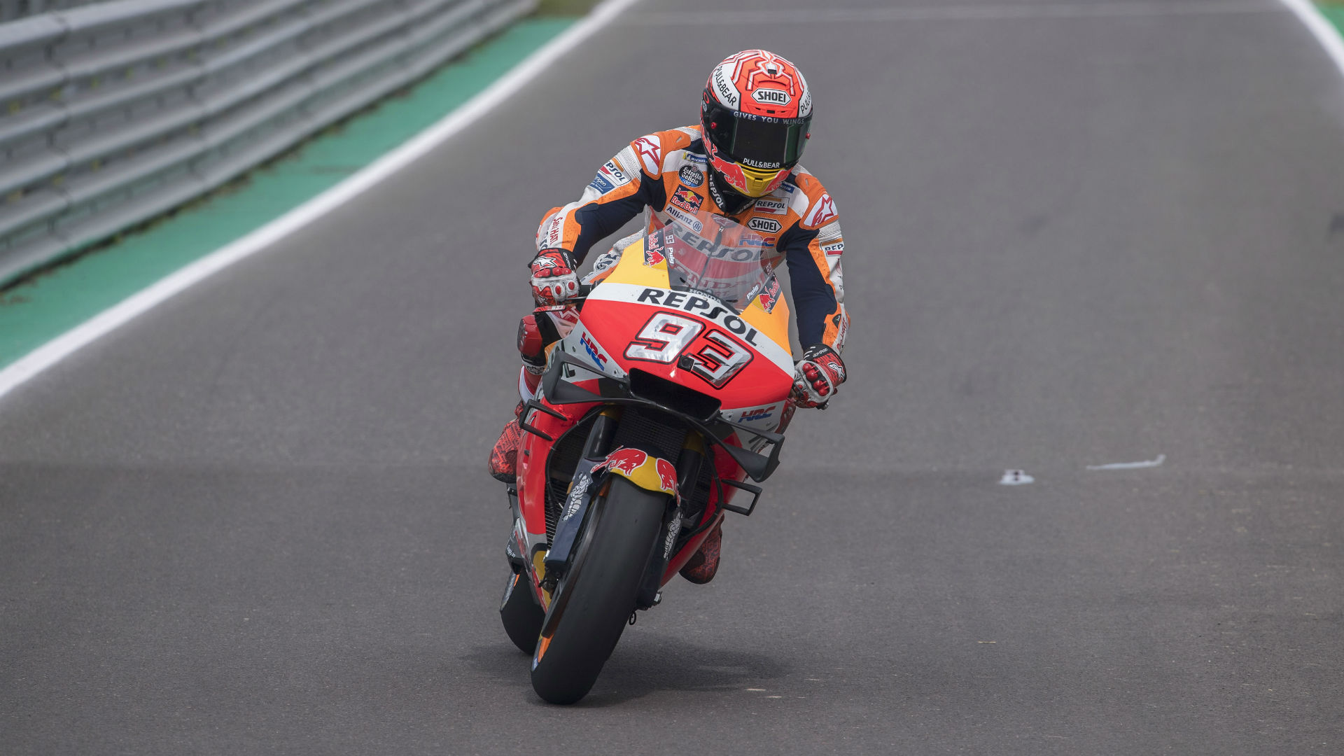 MotoGP Raceweek: Marquez wary of wet weather