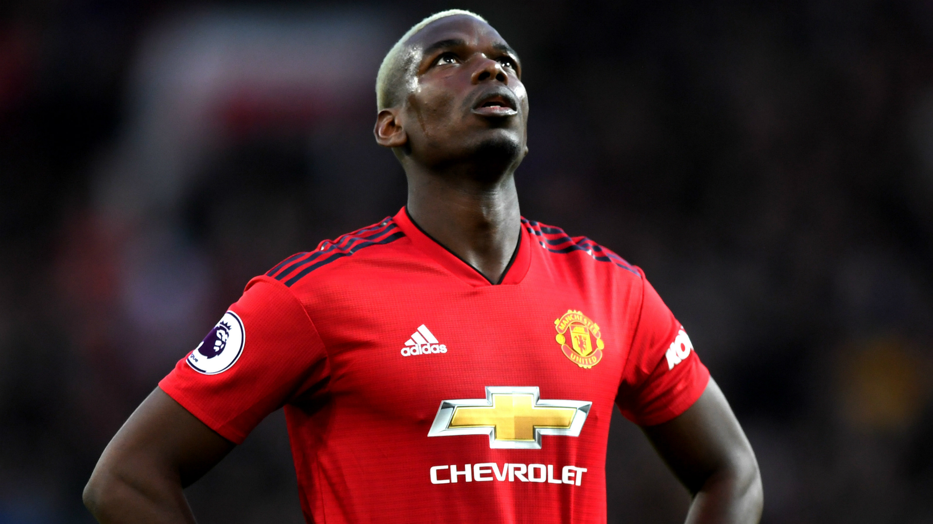 Solskjaer considers deeper role for Pogba after United scrape past Watford