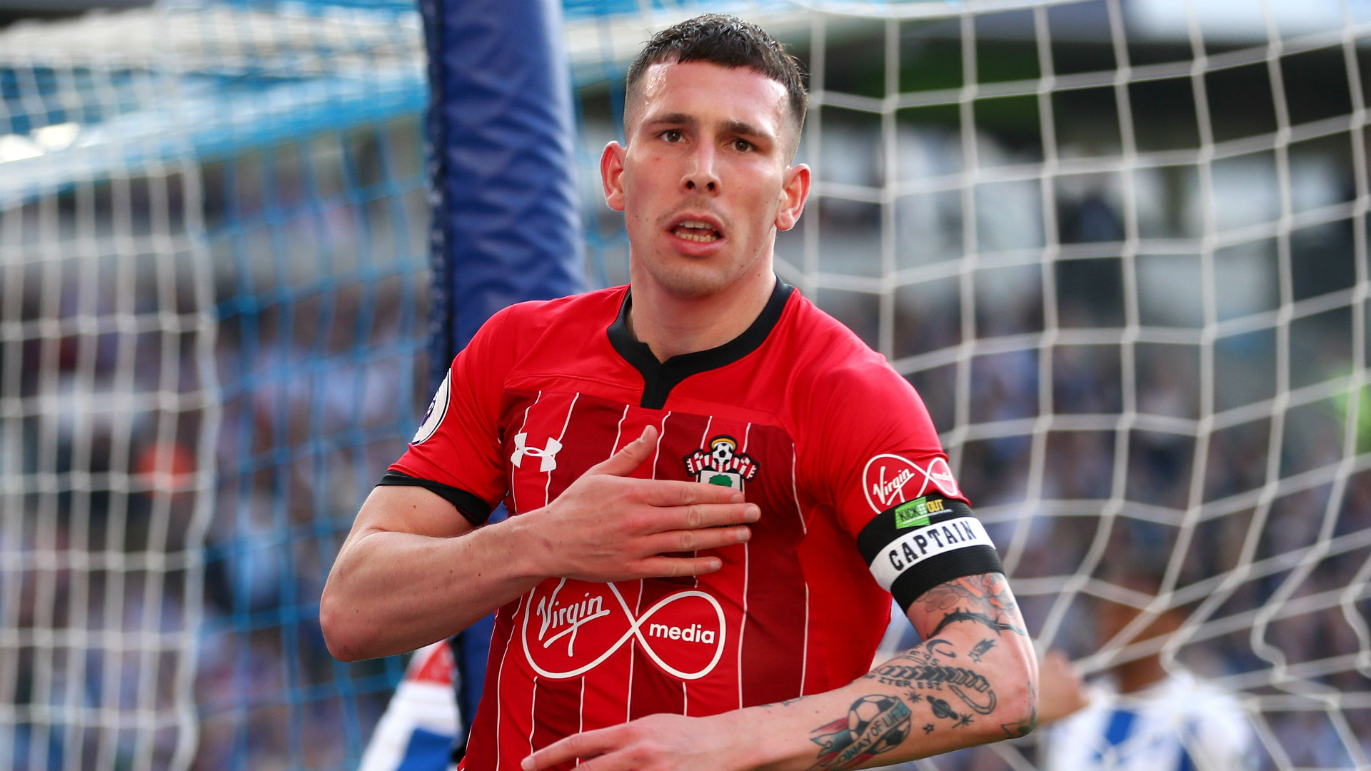 Brighton and Hove Albion 0 Southampton 1: Hojbjerg hands Saints deserved win