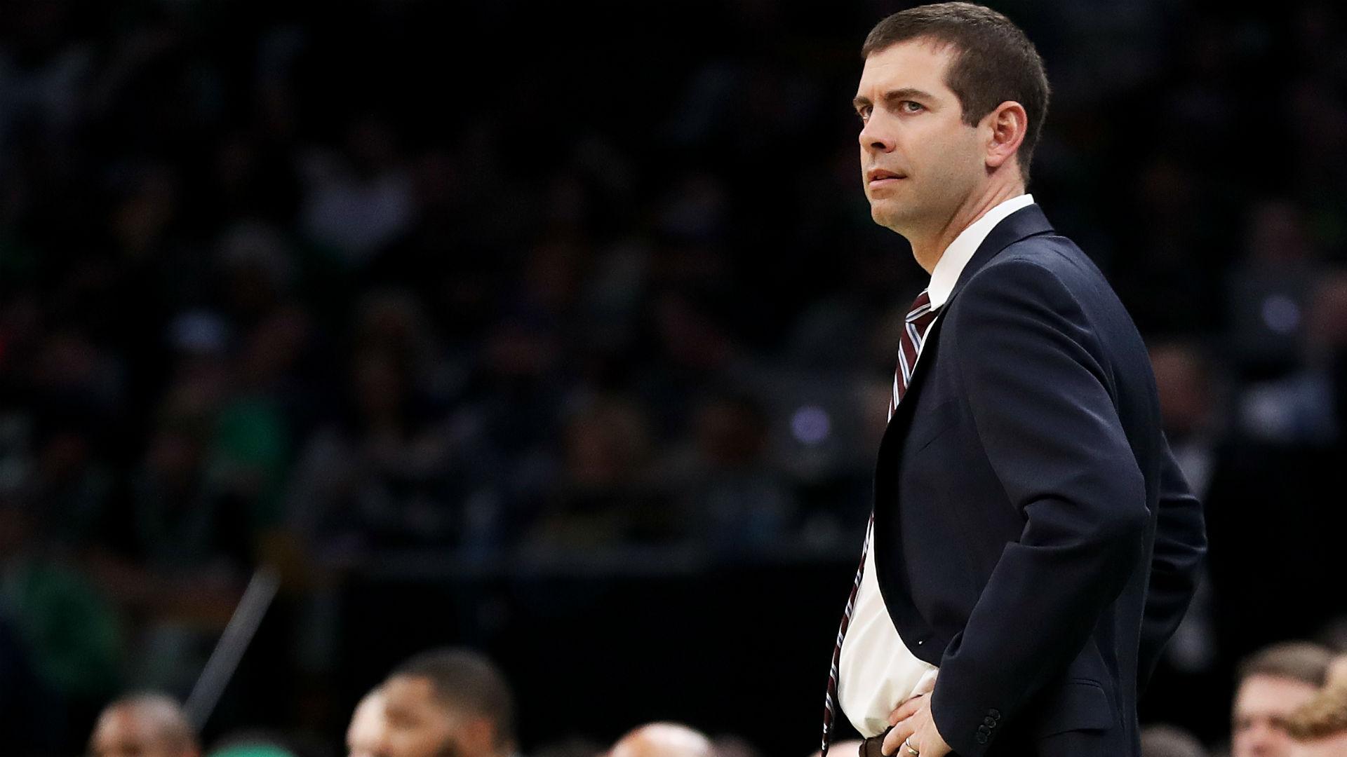 Celtics will 'look at everything' amid slump, says Stevens