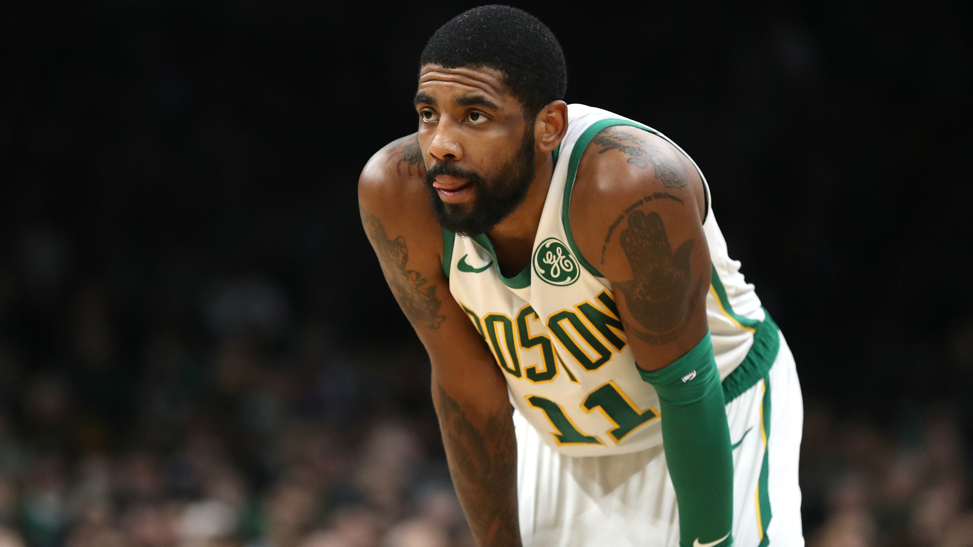 Irving in no mood for media after Celtics loss
