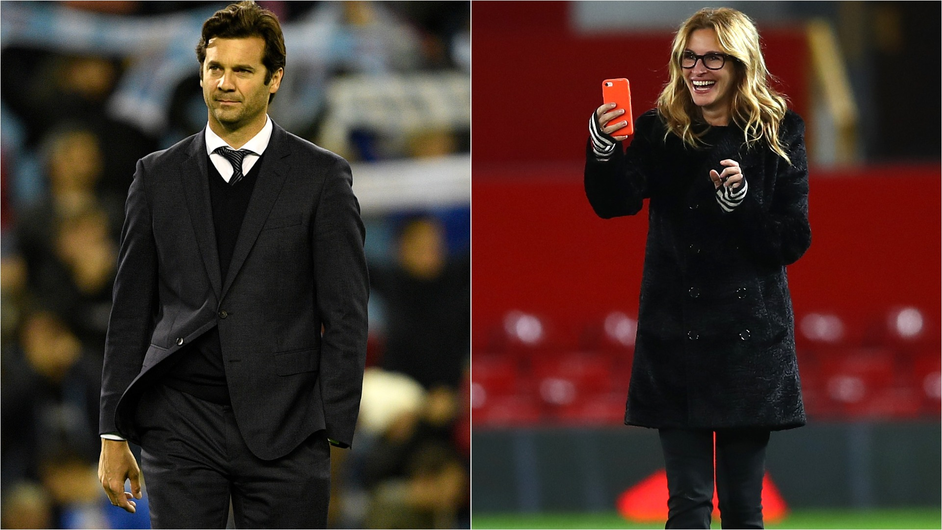 Real Madrid have more suitors than Julia Roberts! Solari unconcerned by Mourinho rumours