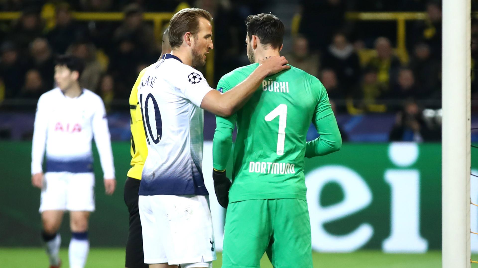 'Beast' Harry Kane was Dortmund's undoing - Burki
