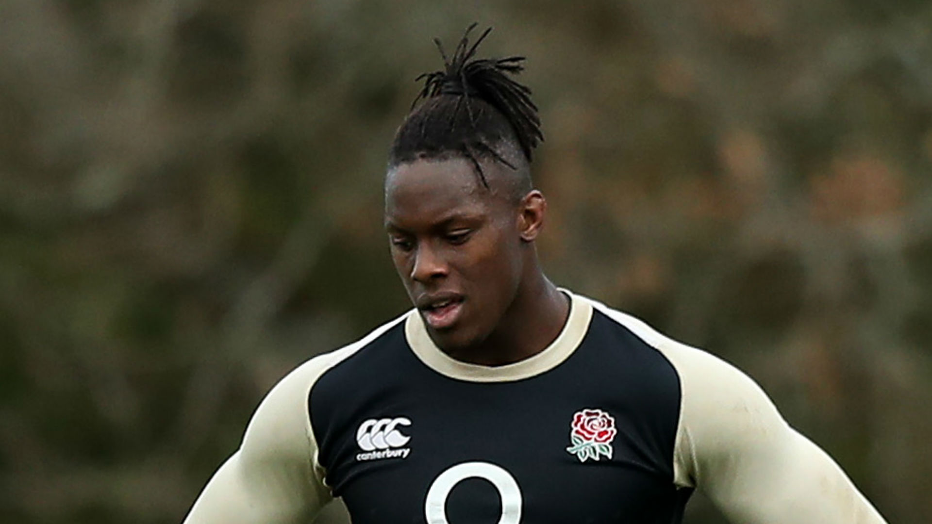 England's Itoje suffers injury ahead of Italy match