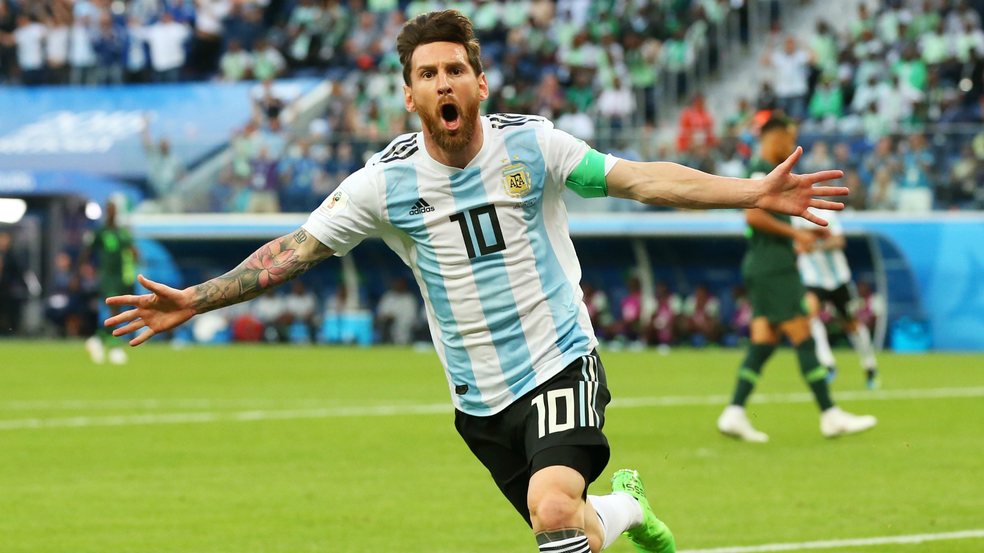 Messi returns to Argentina squad as Aguero misses out