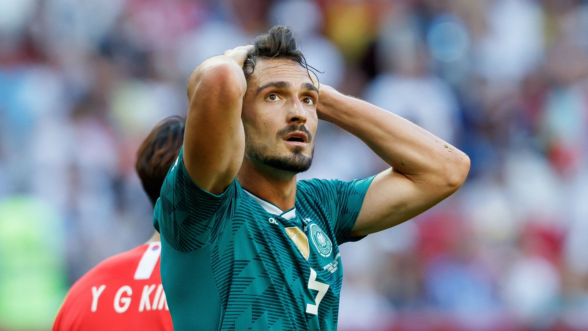 Hummels 'can't comprehend' handling of Germany axe