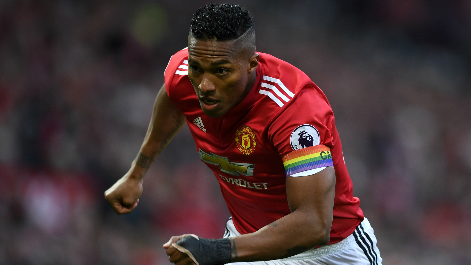Valencia could return for final two Manchester United matches