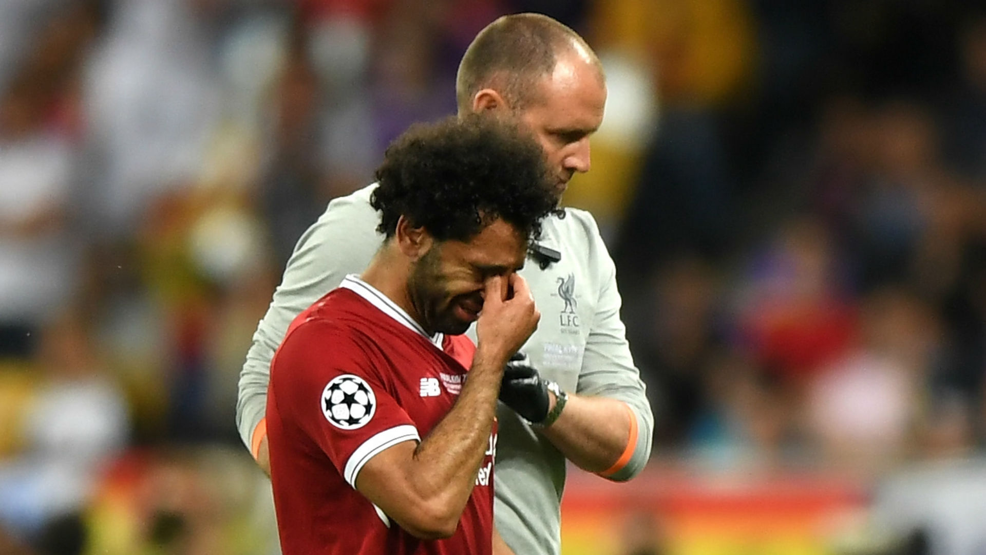 Salah: Last season's Champions League anguish 'still hurts'