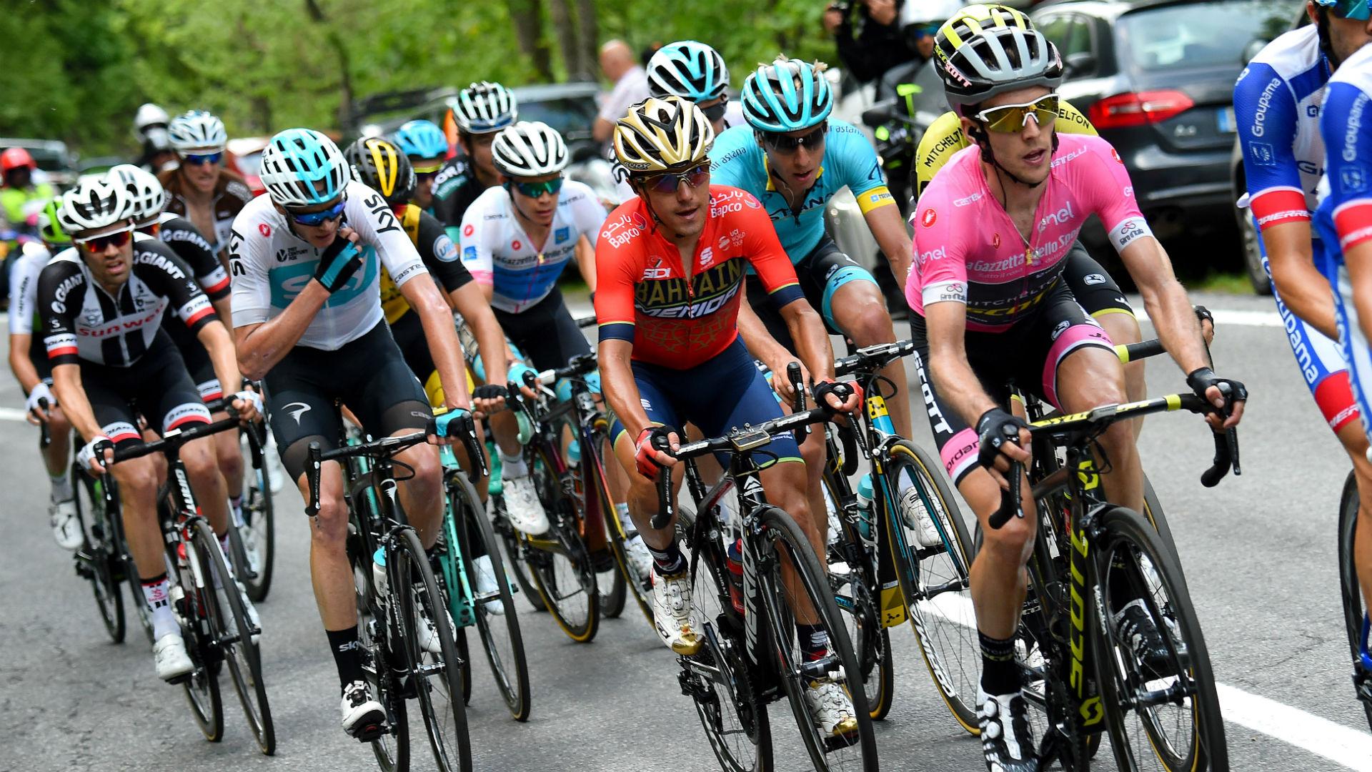 Five contenders for 2019 Giro d'Italia glory