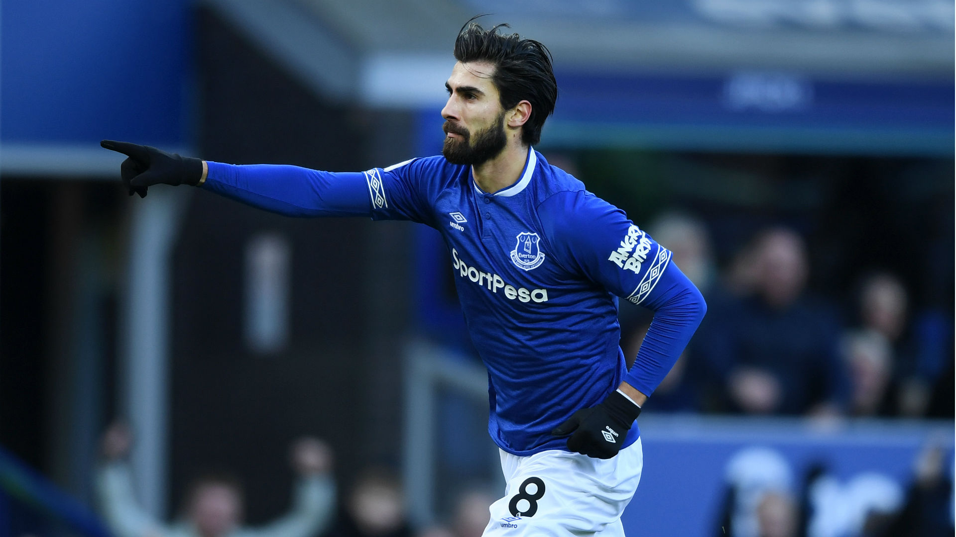Gomes undecided over Everton future – Silva