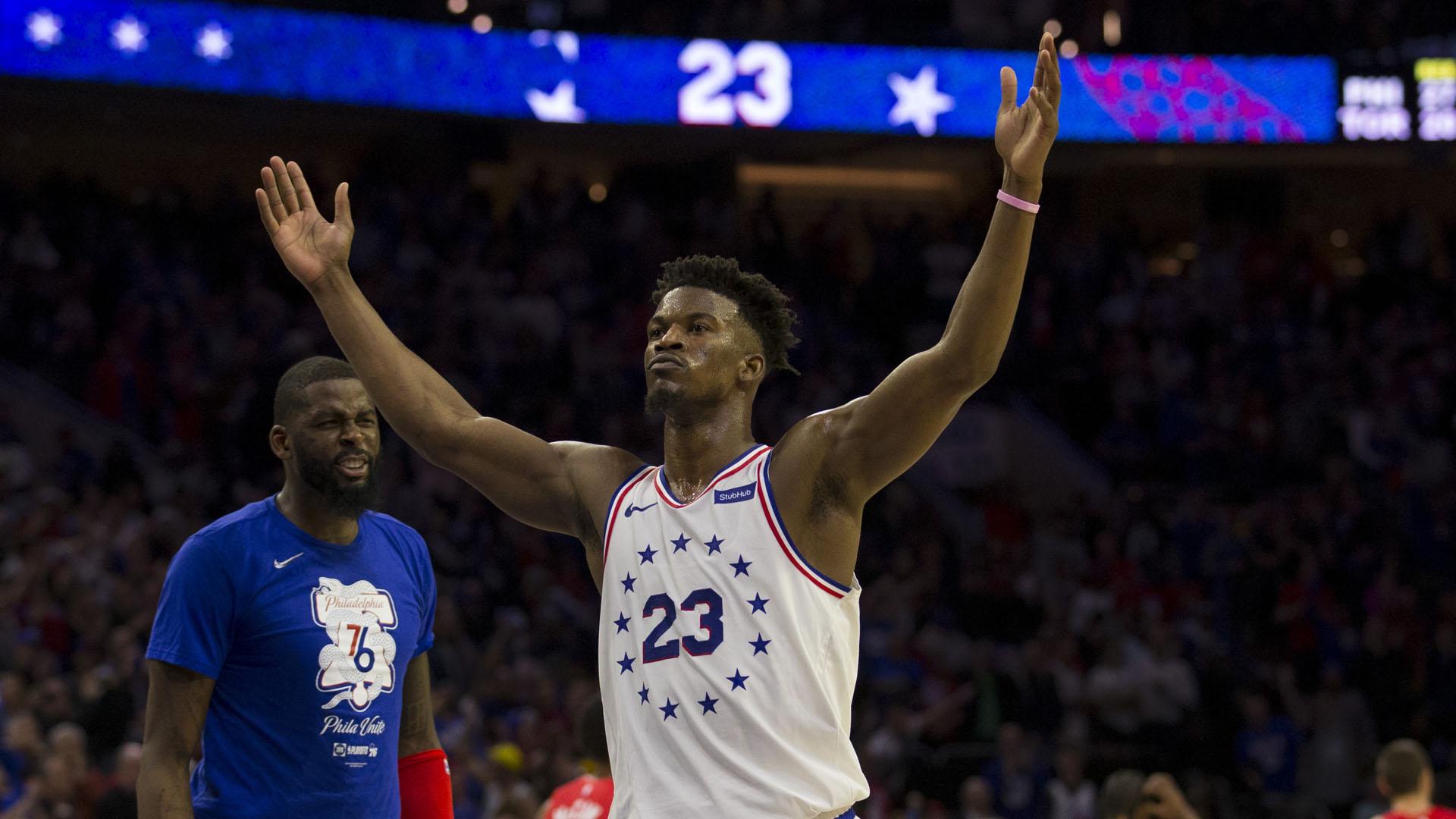 76ers force Game 7 against Raptors