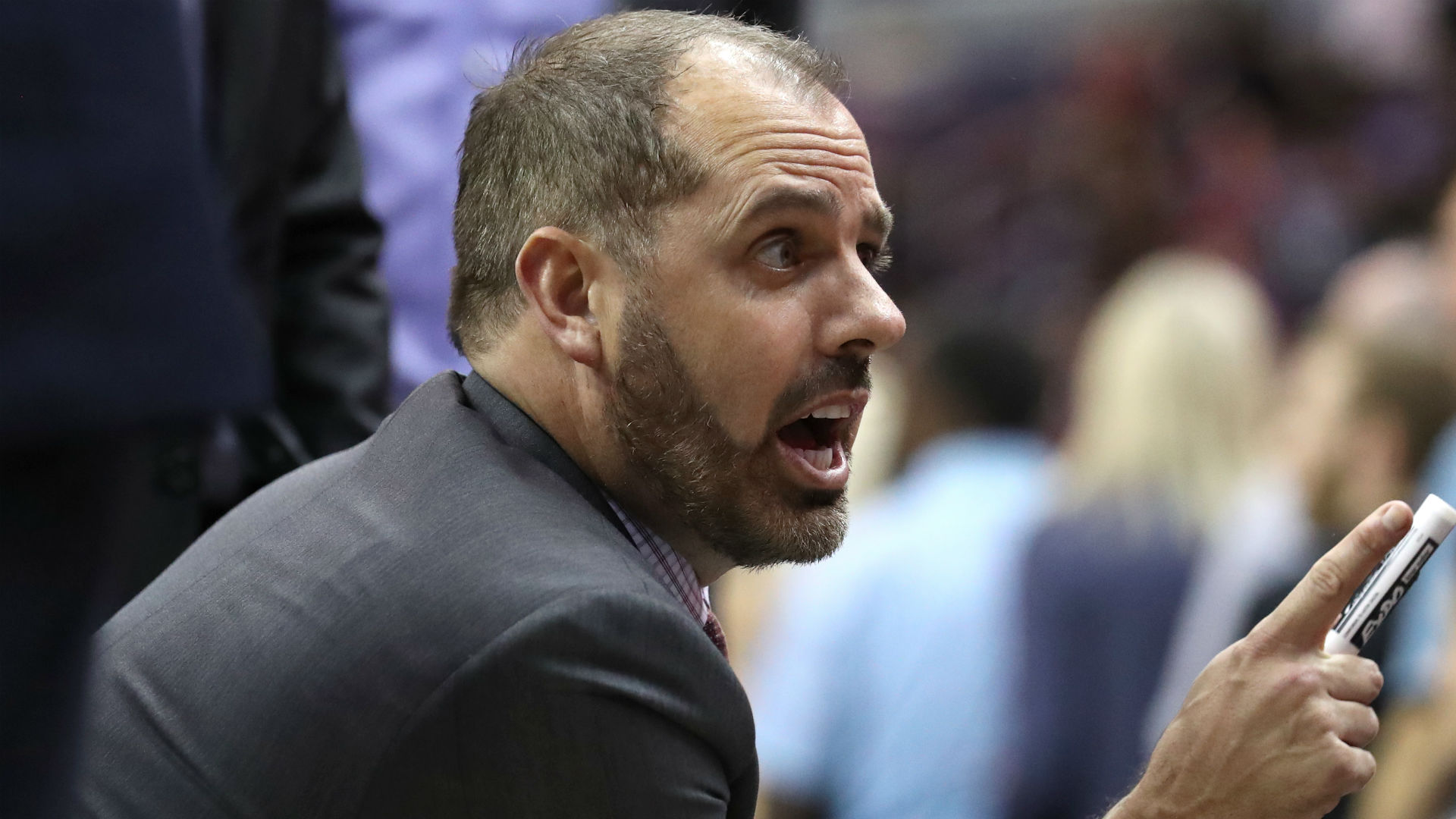 Have the Lakers found their next coach? Reports say Frank Vogel 'made a strong impression'