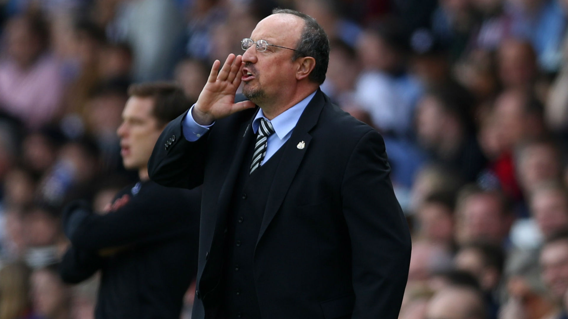 Benitez still non-committal on Newcastle future ahead of Ashley talks