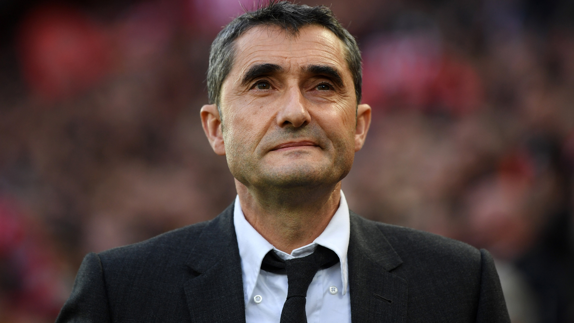 Valverde not considering resigning as Barcelona coach
