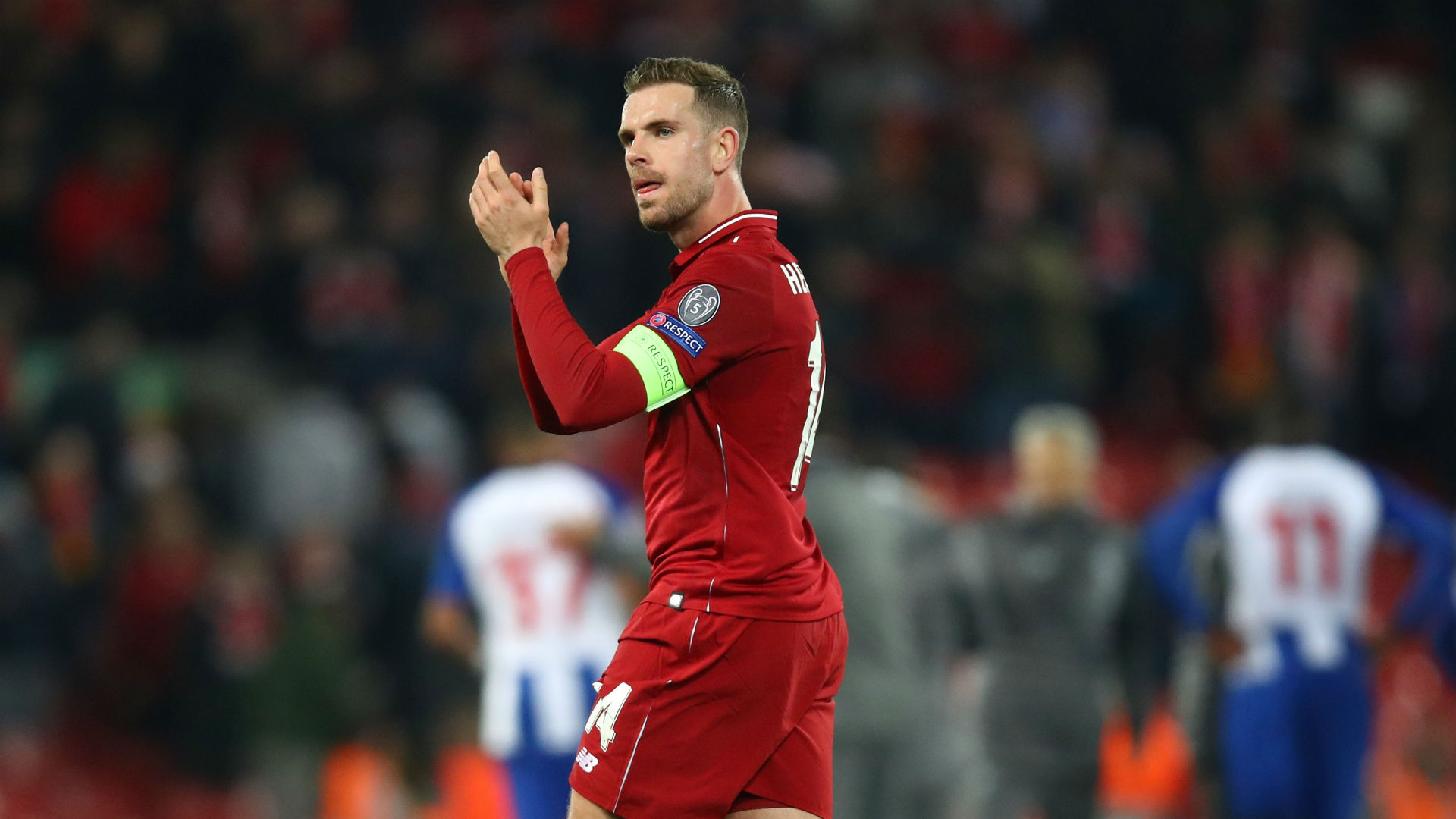 Henderson: We gave it our all but Man City were better