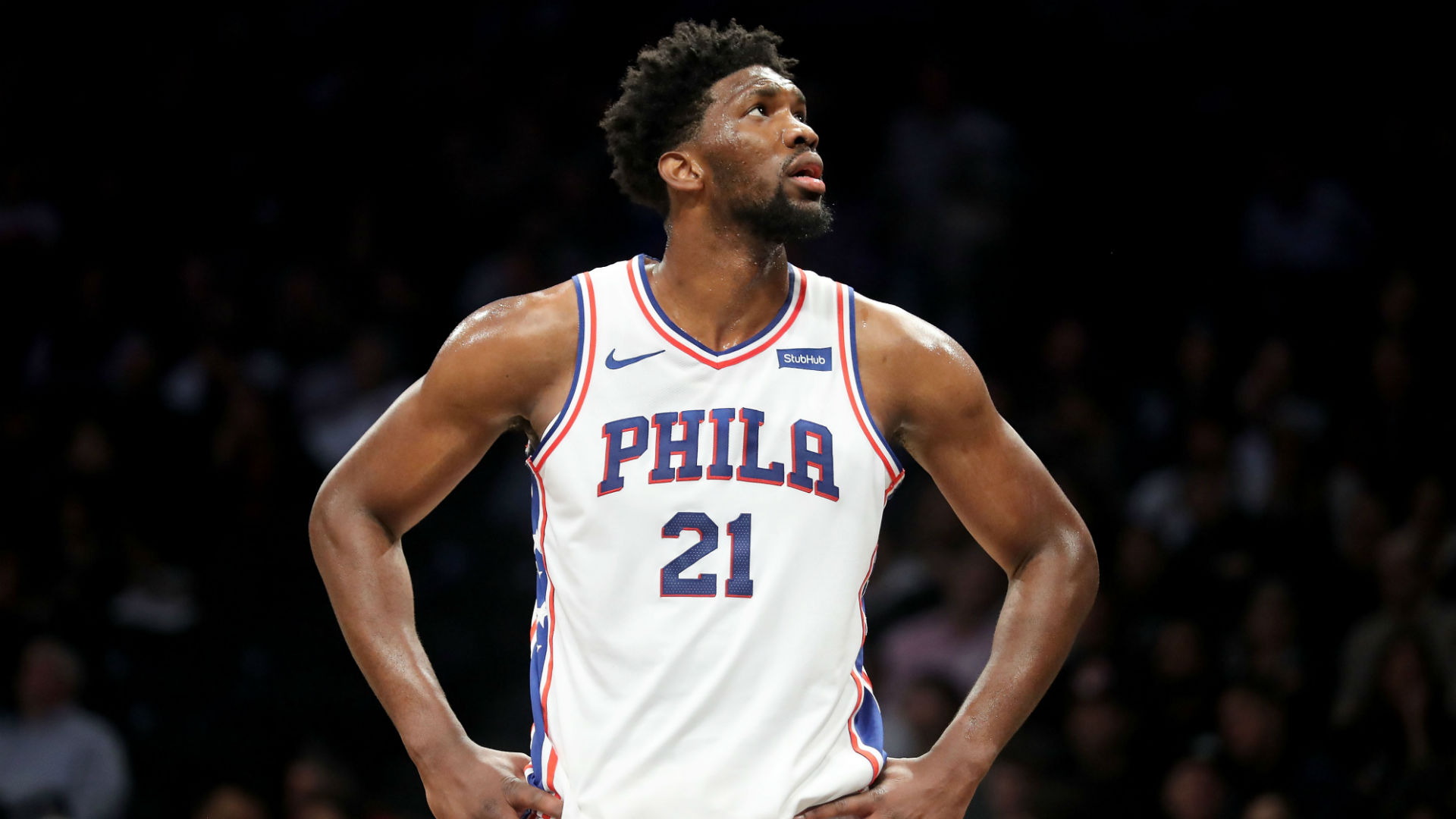 NBA playoffs 2019: Little girl's letter to Joel Embiid after seeing him cry goes viral
