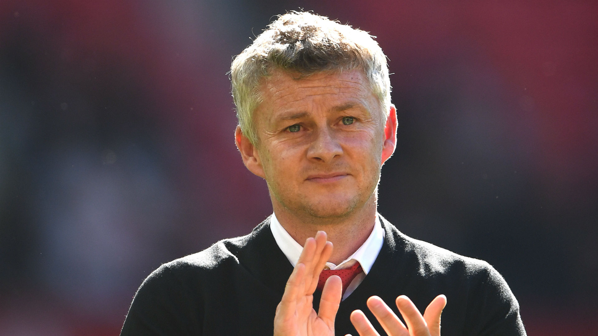 Solskjaer: I know who will take Man Utd to the next level