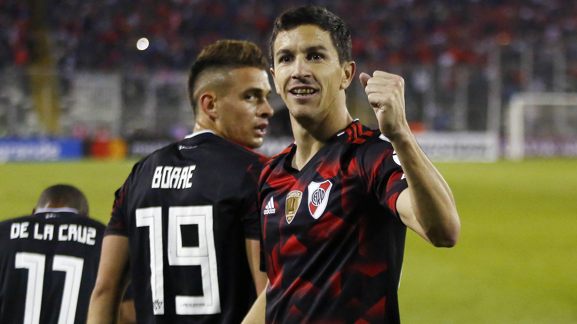 River's Libertadores defence continues against Cruzeiro