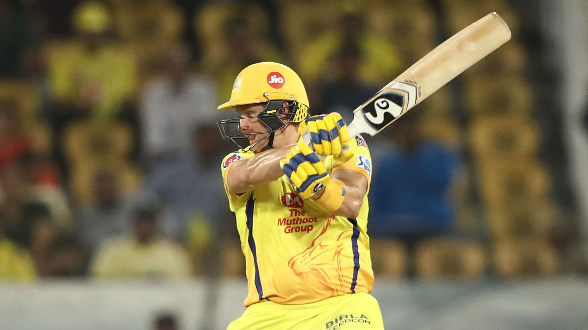 Bloodied Watson needed stitches after IPL final heroics
