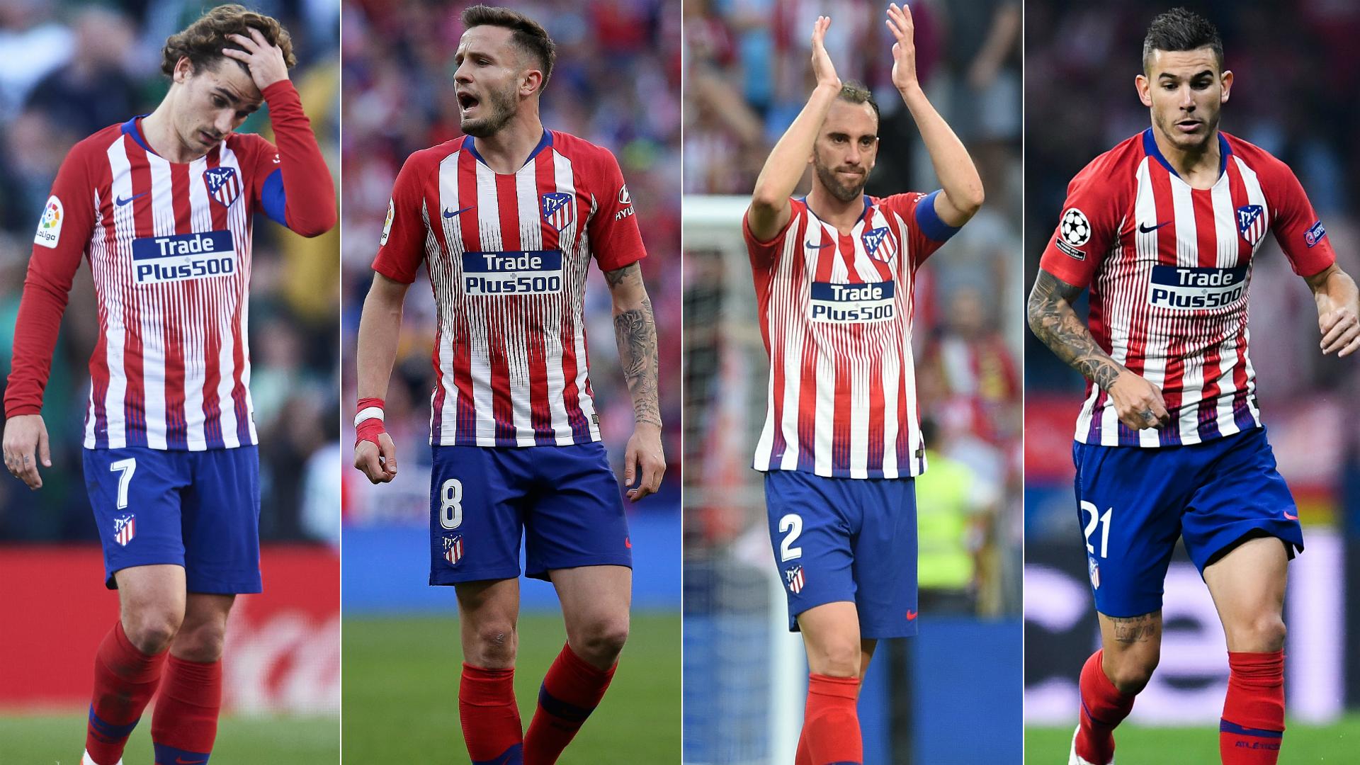 Griezmann, Godin & Lucas – Atletico set for mass exodus?