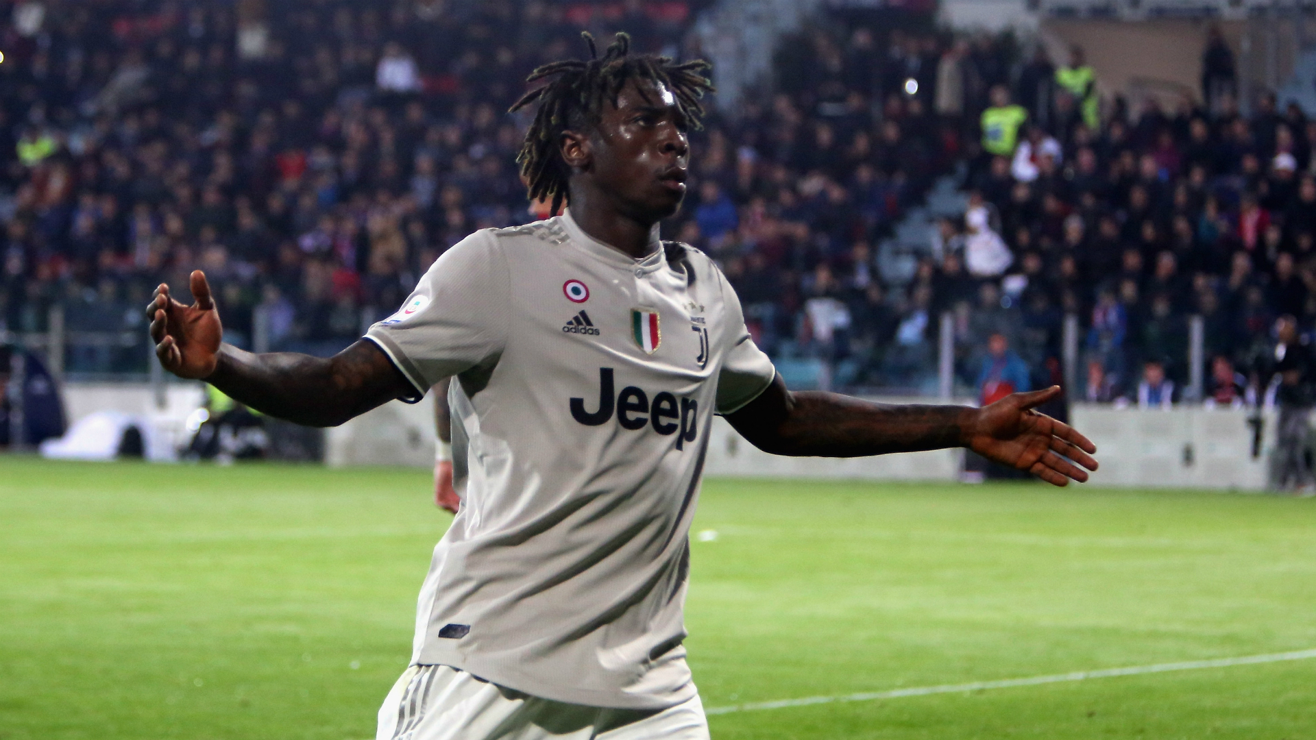 No punishment for Cagliari over alleged Kean racist chanting