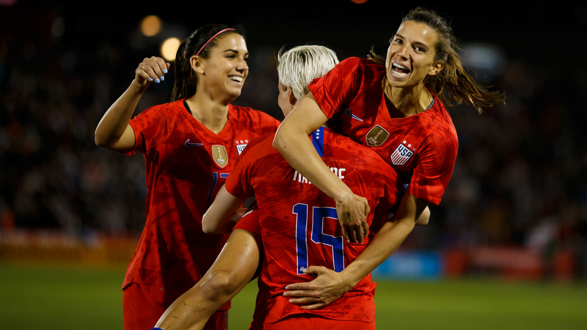 Women's World Cup 2019: Complete schedule for group stage